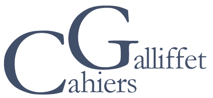 Cahiers Galliffet